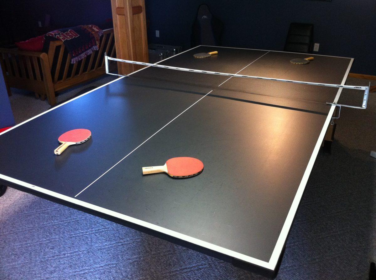 el ping pong o tenis de mesa. Black Bedroom Furniture Sets. Home Design Ideas